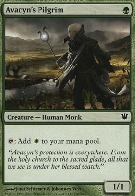 Innistrad: Avacyn's Pilgrim