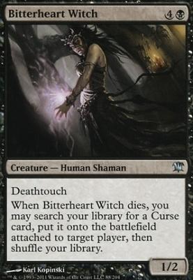 Innistrad: Bitterheart Witch