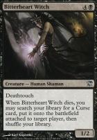 Innistrad Foil: Bitterheart Witch