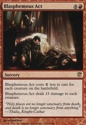 Innistrad: Blasphemous Act