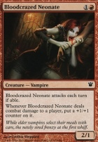 Innistrad: Bloodcrazed Neonate