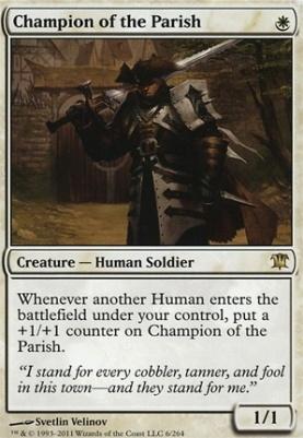 Innistrad: Champion of the Parish