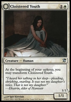 Innistrad: Cloistered Youth