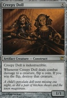 Innistrad Foil: Creepy Doll