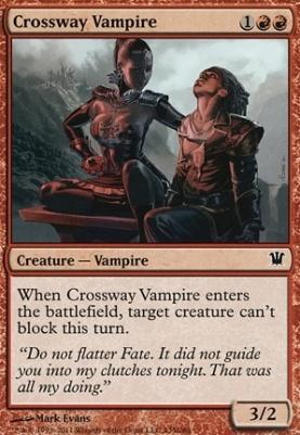 Innistrad Foil: Crossway Vampire