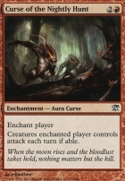 Innistrad Foil: Curse of the Nightly Hunt