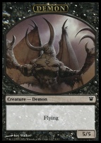 Innistrad: Demon Token