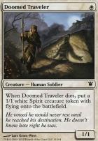 Innistrad Foil: Doomed Traveler
