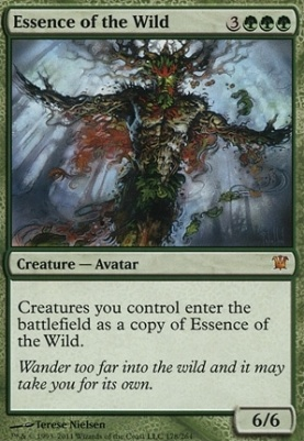 Innistrad: Essence of the Wild