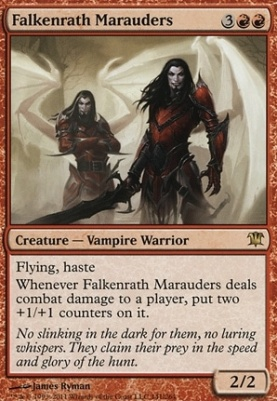 Innistrad: Falkenrath Marauders