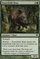Innistrad: Festerhide Boar