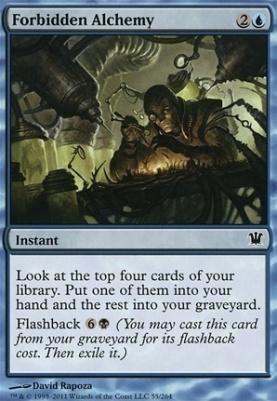Innistrad: Forbidden Alchemy
