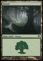 Innistrad: Forest (263 B)