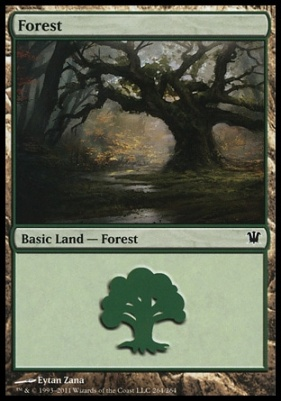 Innistrad: Forest (264 C)