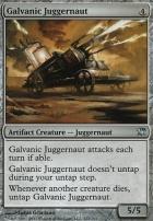 Innistrad Foil: Galvanic Juggernaut