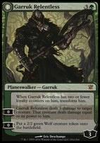 Innistrad Foil: Garruk Relentless