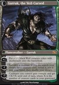 Innistrad: Garruk Relentless