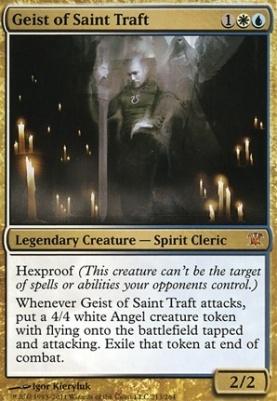 Innistrad: Geist of Saint Traft