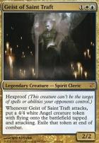 Innistrad Foil: Geist of Saint Traft