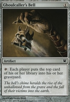 Innistrad: Ghoulcaller's Bell