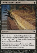 Innistrad: Ghoulcaller's Chant
