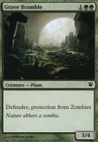 Innistrad Foil: Grave Bramble