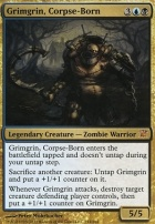 Innistrad: Grimgrin, Corpse-Born
