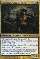 Innistrad: Grimgrin, Corpse-Born
