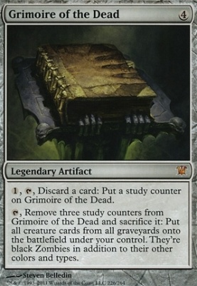Innistrad: Grimoire of the Dead
