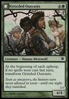 Innistrad Foil: Grizzled Outcasts