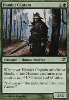 Innistrad Foil: Hamlet Captain