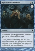 Innistrad Foil: Hysterical Blindness