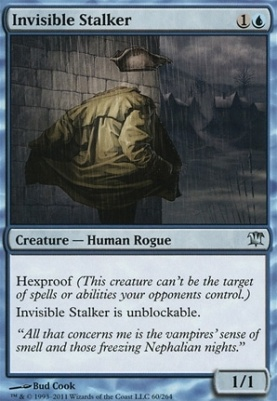 Innistrad: Invisible Stalker