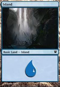 Innistrad: Island (253 A)