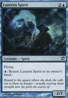 Innistrad: Lantern Spirit