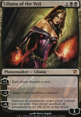 Liliana Of The Veil Innistrad Modern Card Kingdom