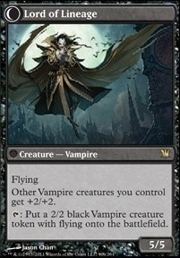 Innistrad: Bloodline Keeper
