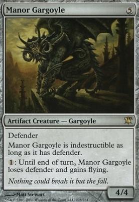 Innistrad: Manor Gargoyle