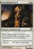 Innistrad: Mausoleum Guard