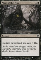 Innistrad: Maw of the Mire
