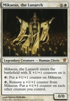 Innistrad: Mikaeus, the Lunarch