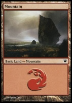 Innistrad: Mountain (261 C)