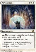 Innistrad Foil: Nevermore