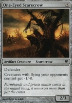 Innistrad: One-Eyed Scarecrow