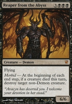 Innistrad: Reaper from the Abyss