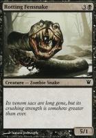 Innistrad: Rotting Fensnake