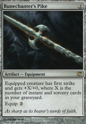 Innistrad: Runechanter's Pike