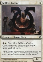 Innistrad: Selfless Cathar