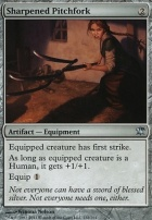 Innistrad: Sharpened Pitchfork