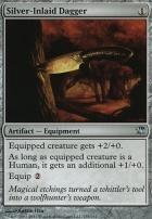 Innistrad: Silver-Inlaid Dagger
